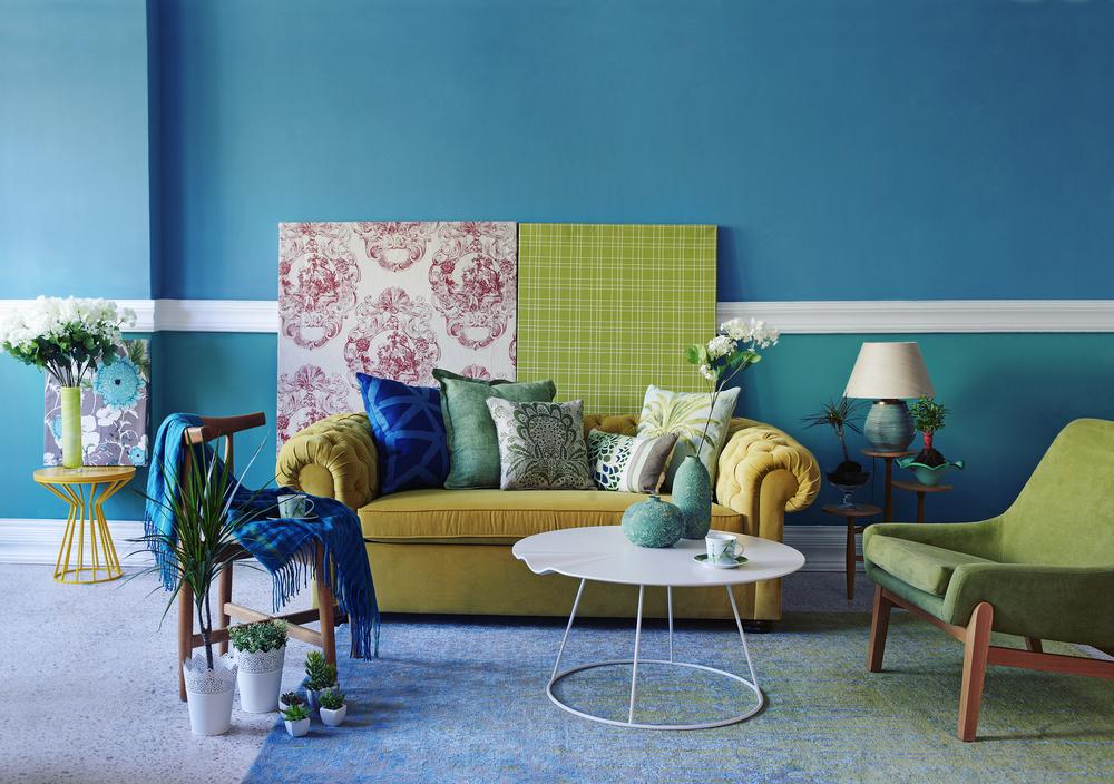 Einrichtungs Ratgeber Die Richtige Farbgestaltung In Räumen